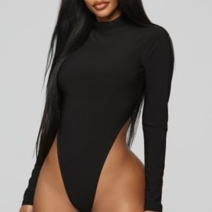 Fashion nova hips for days body suit brand new